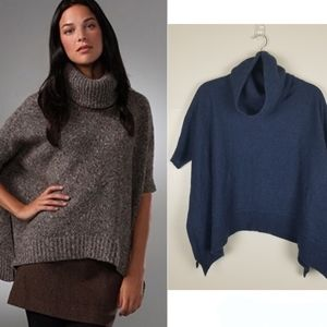 Theory Liesele Cashmere turtleneck sweater